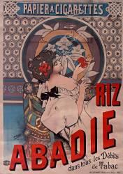 Papier à cigarette Riz Abadie (Gray Henri) - Muzeo.com