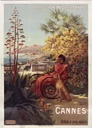 Paris Lyon Méditerranée - Cannes (Hugo d'Alési F.) - Muzeo.com