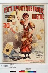 Petite bibliothèque Omnibus illustrée... Roy et Geffroy éditeurs... (Gray Henri) - Muzeo.com