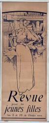 Revue pour les jeunes filles (Mucha Alfons) - Muzeo.com