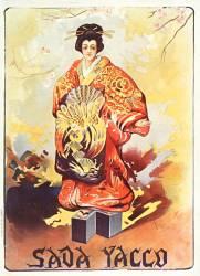Sada Yacco (Tournon Raymond (1870-1919)....) - Muzeo.com