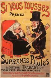 Suprêmes Pilules du docteur Trabant (Eugène Ogé) - Muzeo.com