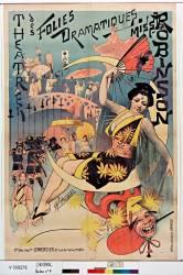 Théâtre des Folies dramatiques. Miss Robinson (Choubrac Alfred) - Muzeo.com