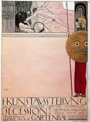 Theseus and the Minotaur. (Gustav Klimt) - Muzeo.com