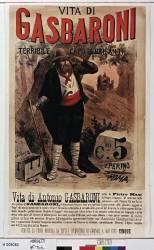 Vita di Gasbaroni... scritta da Pietro Masi... (Marchetti) - Muzeo.com