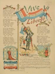 Vive la liberté, Ligue des femmes françaises (Saint-Alary Henri de ,...) - Muzeo.com