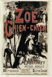 Zoé chien-chien par A. Matthey... 10eme la livraison... (Michele A.) - Muzeo.com