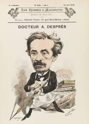 Les Hommes d'Aujourd'hui : Docteur A. Després (Coll-Toc (dit), Jean Victor...) - Muzeo.com