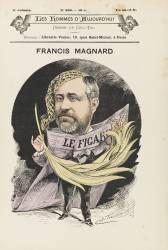 Les Hommes d'Aujourd'hui : Francis Magnard (Coll-Toc (dit), Jean Victor...) - Muzeo.com