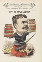 Les Hommes d'Aujourd'hui : Guy de Maupassant (Coll-Toc (dit), Jean Victor...) - Muzeo.com