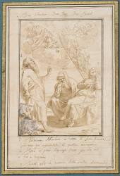 Abraham, Isaac, Jacob (Rubens Pierre Paul) - Muzeo.com
