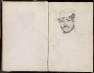Album d'Afrique du Nord et d'Espagne (Delacroix Eugène) - Muzeo.com