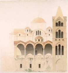 Album de Grèce, Mistra : l'église Saint-Jean (Boitte...) - Muzeo.com