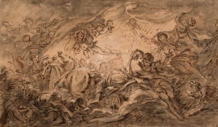 Aurore et Céphale (Boucher François) - Muzeo.com