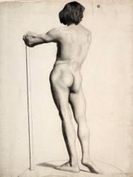 Académie d'homme (Seurat Georges) - Muzeo.com