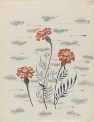 Chrysanthèmes (Hesteaux Louis) - Muzeo.com