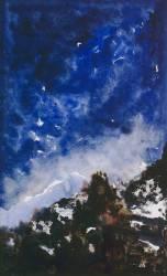 Etude de paysage (Moreau Gustave) - Muzeo.com