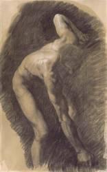 Etude pour le martyre de saint Jacques (Morot Aimé) - Muzeo.com