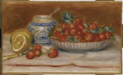 Fraises (Renoir Auguste) - Muzeo.com