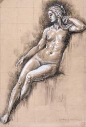 Galatée (Moreau Gustave) - Muzeo.com