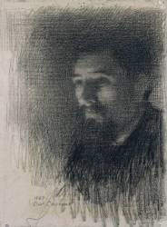 Georges Seurat (1859 - 1891), peintre (Laurent Ernest Joseph) - Muzeo.com