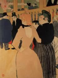 La Goulue et sa Soeur (Toulouse-Lautrec Henri de) - Muzeo.com