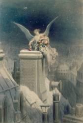 Christmas night (Doré Gustave) - Muzeo.com