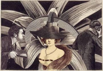Rising of sap (Max Ernst) - Muzeo.com