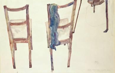 Art Cannot be Modern: Art is Eternal (Schiele Egon) - Muzeo.com