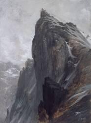 Climbing the Mont Cervin (Doré Gustave) - Muzeo.com