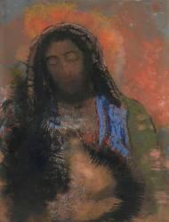 Le Sacré-Coeur (Redon Odilon) - Muzeo.com
