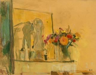 Les Soucis (Vuillard Edouard) - Muzeo.com