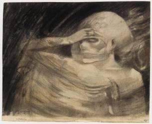 Madame la mort (Paul Gauguin) - Muzeo.com