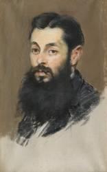 Portrait du Docteur Materne (Manet Edouard) - Muzeo.com