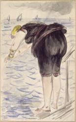 sans titre (Manet Edouard) - Muzeo.com