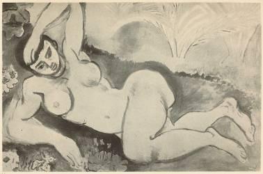 Souvenir de Biskra (Henri Matisse) - Muzeo.com