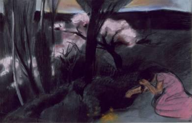 Toilette dans un paysage (Gonzalez Joan) - Muzeo.com