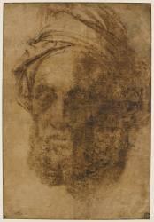 Portrait de Michel-Ange (Michel-Ange (dit),...) - Muzeo.com