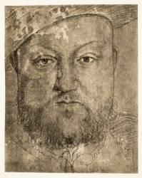 Henry VIII (Holbein Hans) - Muzeo.com