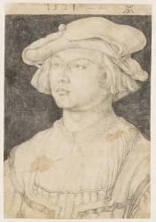 Portrait de Bernard Van Orley (Dürer Albrecht) - Muzeo.com