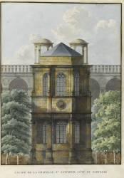 Album Robit : Le château de Fontainebleau, chapelle Saint-Saturnin (anonyme) - Muzeo.com