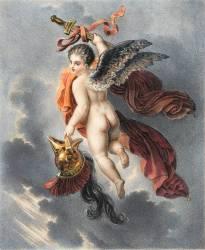 Génie de Bellone (Girodet Anne-Louis) - Muzeo.com