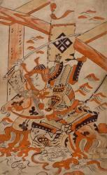 Don Wakai Kanesaburo (Kiyonobu I Torii) - Muzeo.com