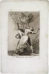 Les Caprices de Goya. Planche 75 :