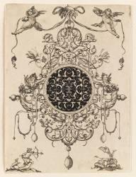 Ornaments (Monogrammiste P.R.K) - Muzeo.com
