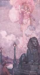 Came the whisper, came the vision (William Heath Robinson) - Muzeo.com
