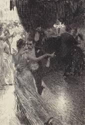 The Waltz (Anders Leonard Zorn) - Muzeo.com