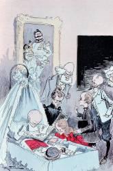 Anticipation : representation imaginaire d'une famille d'intellectuels dans les annees 1950. (Albert Robida) - Muzeo.com