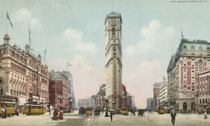 Times Square, New York. (anonyme) - Muzeo.com