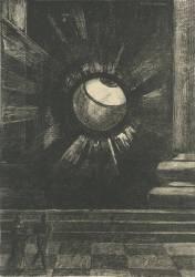 Vision (Odilon Redon) - Muzeo.com
